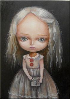 Beautiful Paintings by Paulina Góra