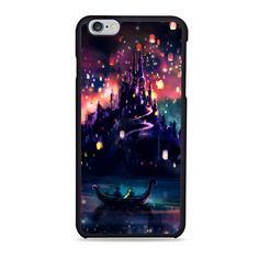 Beauty Tangled Castle iPhone 6 Case