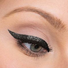A staple for a night out on the town! LORAC Front of the Line PRO Eye Pencilin Black Pearl! Xo Carol