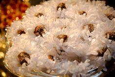 Forminhas de doces finos: Forminha de doce crisantemo