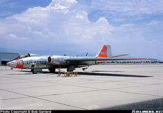 Martin RB-57D Canberra aircraft picture