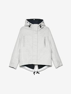 costume n costume wool hooded jacket Oak