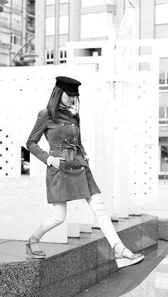Model: Leyre Barriocanal Photographer: David Marcos