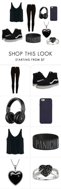 """""""Simple"""" by ximenaalboranista on Polyvore featuring moda, Vans, Tory Burch, MANGO, Lord & Taylor y Ice"""