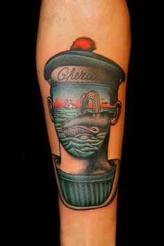 sailor, whale and ship by Pietro Sedda #tattoo #ink