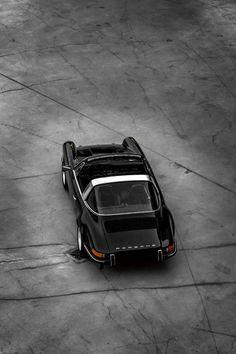 Porsche 911 Targa :: via vintageclassiccars Porsche 911 Targa, Porche 911, Porsche Autos, Porsche Cars, Porsche 2017, Porsche Classic, Classic Cars, Black Porsche, Ferdinand Porsche