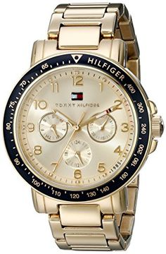 Tommy Hilfiger 1781514 40mm Gold Steel Bracelet