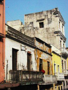 Ancient Port. Veracruz