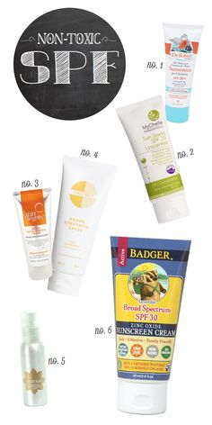 Natural sunscreen | Zinc oxide sunscreen