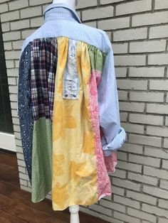 Remake Clothes, Redo Clothes, Clothes Crafts, Boutique Clothing, Gypsy Clothing, Upcycled Clothing, Sustainable Clothing, Sweatshirt Makeover, Altered Couture