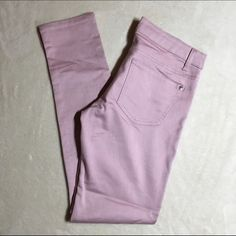 Celebrity Pink Jeans Good condition, such a cute spring/summer color!!  Celebrity Pink Jeans Skinny