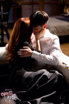 Hyde Jekyll Me - Robin and Ha Na
