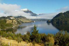 Coyhaique, Chile   Coyhaique Chile - Galeria de Fotos - Terra da Gente - ViaEPTV.Com Terra, Patagonia, South America, River, Places, Outdoor, Beautiful, Ideas, Cute