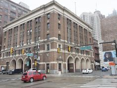 Former Detroit firehouse may open as hotel in '17