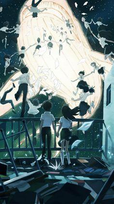 "CATSUKA - ""Hinata no Aoshigure"" New animated short-film by..."