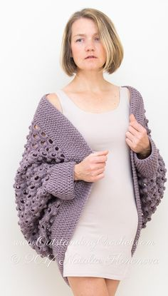 Ash Rose Shrug Crochet Pattern - not exactly my style, but one of my fav designers :-) Campfire Cardigan Crochet Pattern, Knit Vest Pattern, Crochet Cardigan Pattern, Sweater Knitting Patterns, Crochet Shawl, Knit Crochet, Crochet Patterns, Crochet Scarves, Crochet Clothes