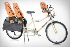 Radish Family Bike | By Xtracycle | Image