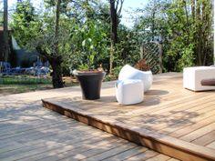 Spécialiste terrasse bois dans l'Oise
