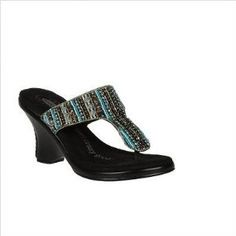 Dr. Scholl's Luxurious Women's Black Wedge Sandals (Apparel)  http://www.amazon.com/dp/B003JKY9KU/?tag=goandtalk-20  B003JKY9KU