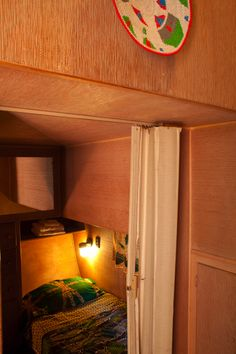My sleeping quarters.