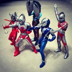 Ultraman 6 fams