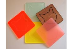 Hector & Bailey coaster pack by Hector & Bailey