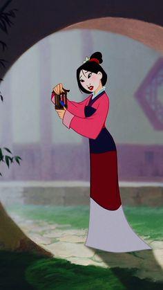 Mulan #disney #mulan