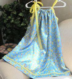 Pastel Sundress by janeylaughs on Etsy, $25.00