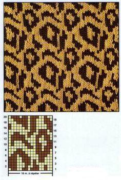 Fair Isle Knitting Patterns, Knitting Charts, Knitting Stitches, Knit Patterns, Cross Stitch Patterns, Crochet Chart, Crochet Motif, Knitting Increase, Canvas Designs