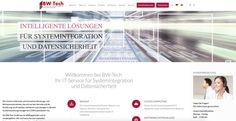 Relaunch BW-Tech GmbH