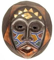 african tribal masks - Google Search