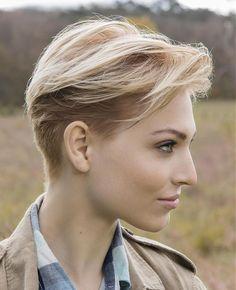 Saint Algue Medium Blonde Hairstyles