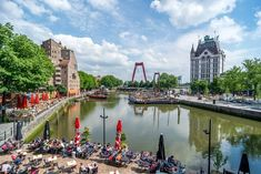 Rotterdam Travel and City Guide - Netherlands Tourism Netherlands Tourism, Rotterdam Netherlands, Holland Netherlands, Dutch East Indies, Tourist Places, City Break, Cool Places To Visit, Wonders Of The World, Beautiful Places