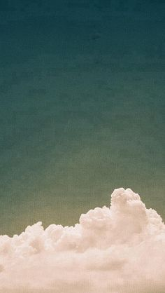 Abstract Pure Minimal Cloudy Skyview  #iPhone #5s #wallpaper