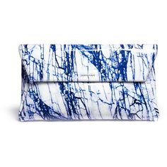 Mcq Alexander Mcqueen 'Risk' marble print patent leather clutch (2.625 BRL) ❤ liked on Polyvore featuring bags, handbags, clutches, blue, blue clutches, mcq by alexander mcqueen, patent handbags, patent leather clutches and blue patent handbag