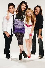 iCarly, Freddie, Carly, Sam, Spencer