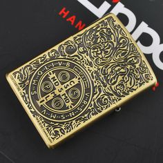 Regular Constantine Zippo Lighter   www.kingzendo.com
