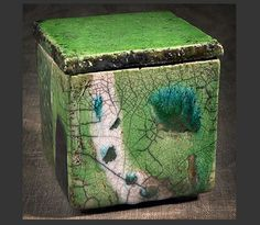 Besök Cecilia Kraitz och upplev hennes rakubrända keramik! Decorative Boxes, Clay, Kitchen, Crafts, Inspiration, Home Decor, Earth, Pictures, Clays