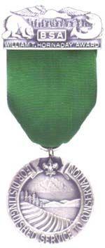 Hornaday Silver Medal