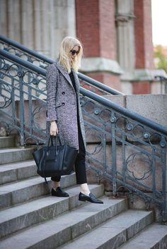 COAT-AHOLIC |Style Plaza, Scandinavian Fashion Blogger