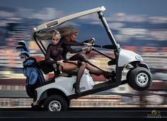 Golf in Prague Golf Carts, Golf Courses, Pictures, Photos, Prague, Porsche, Behance, Profile, Girls