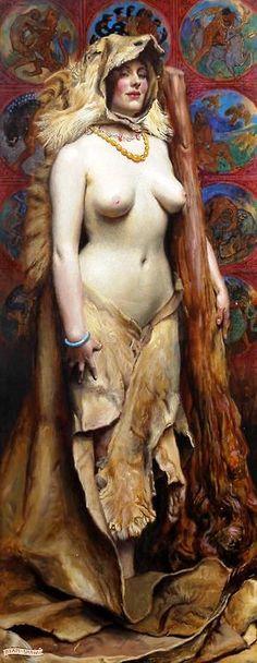 Naked greek paintings