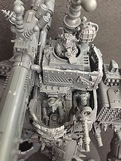 Warhammer 40K Pro Looted Ork Tau Empire Stormsurge Stompa Imperial Knight