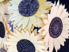 Paper Sunflower 4:3 b IMG_0669