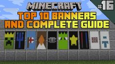 Minecraft top 10 Christmas banner designs! #2 With tutorial ...
