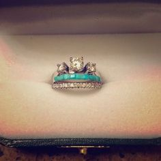 All sizes. Exquisite and exotic touch. Real turquoise and real gold. Can make order you a different size but will take more about 4 weeks to send out. Turquoise Wedding Rings, Blue Wedding Rings, Beautiful Wedding Rings, Diamond Wedding Bands, Turquoise Jewelry, Western Wedding Rings, Western Rings, Western Jewelry, Sapphire Band