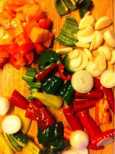 Homemade salsa -¡Olé! - Farm Blog - Chicken Thistle Farm