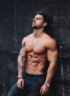 abs, muscles, and beard image Body Groomer, Fitness Motivation, Hommes Sexy, Raining Men, Muscular Men, Shirtless Men, Male Physique, Man Photo, Male Beauty