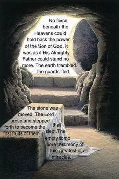 because Jesus Christ did! Easter Scriptures, Bible Scriptures, Healing Scriptures, Christian Life, Christian Quotes, Resurrection Day, Its Friday Quotes, Good Friday Quotes Religious, Religious Quotes