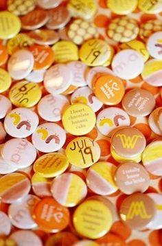 I love pins!